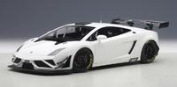 Autoart: 1/18 Lamborghini Gallardo Gt3 Fl2 2013 - Diecast Model