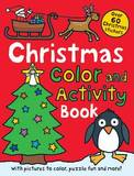 Christmas Color and Activity Book by Roger Priddy