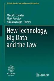 New Technology, Big Data and the Law image