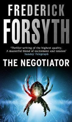 The Negotiator by Frederick Forsyth image