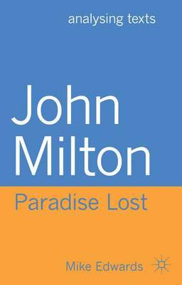 John Milton: Paradise Lost by Mike Edwards image