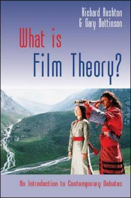 What is Film Theory? by Richard Rushton image