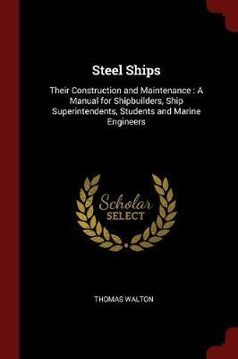 Steel Ships by Thomas Walton