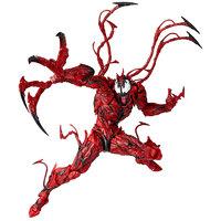 Marvel: Amazing Yamaguchi No. 008 - Carnage Articulated Figure