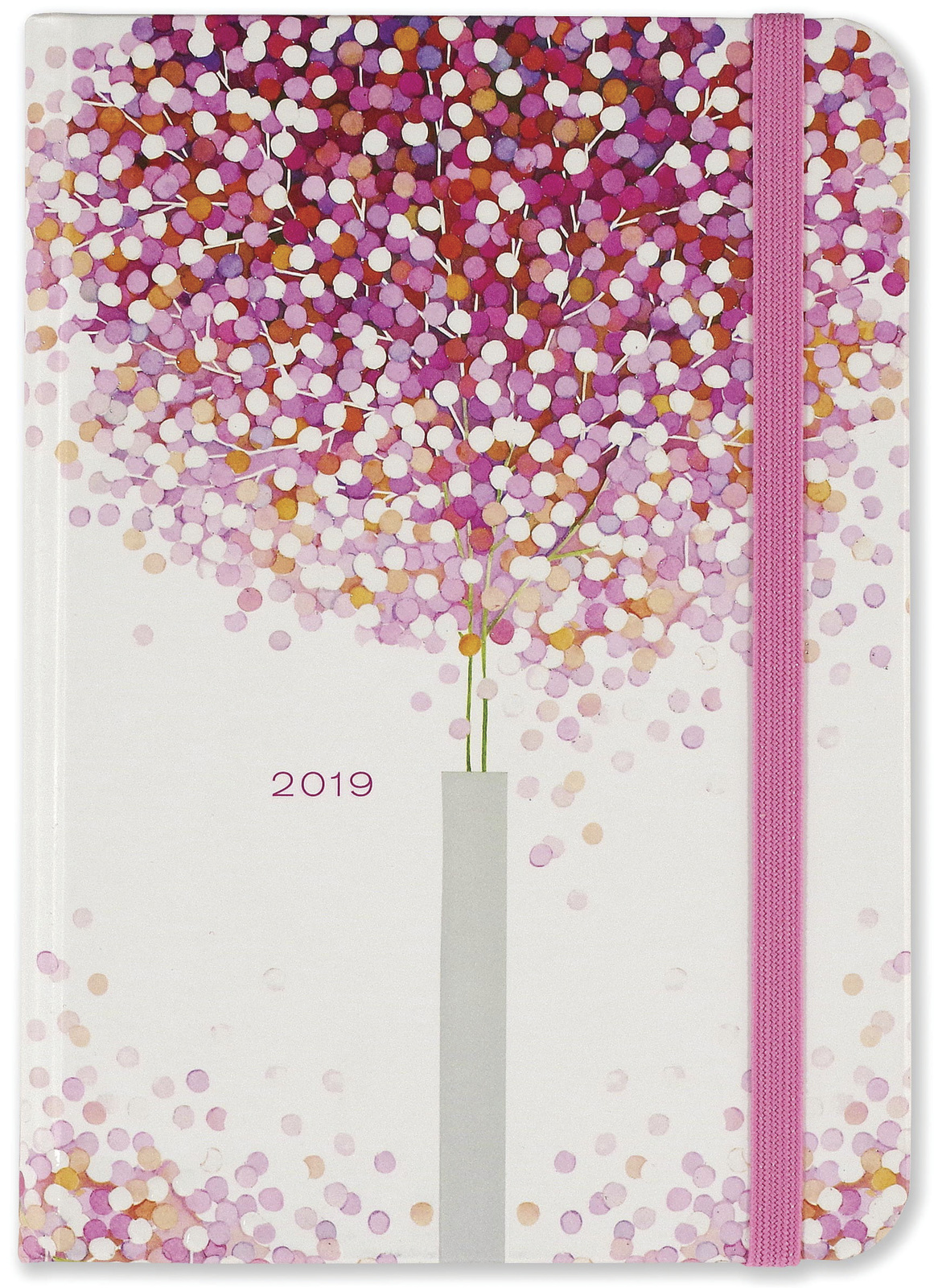 Peter Pauper: Lollipop 16 Month 2019 Compact Diary image