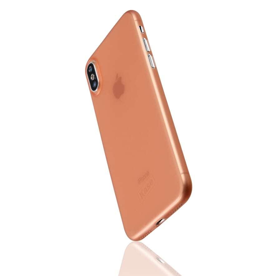 Kase Go Original iPhone X Slim Case- Rose Coloured Glasses image