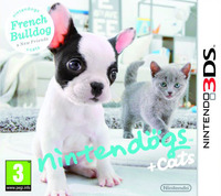 Nintendogs + Cats: French Bulldog & New Friends for 3DS