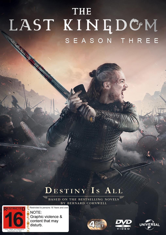 The Last Kingdom: Season 3 on DVD image