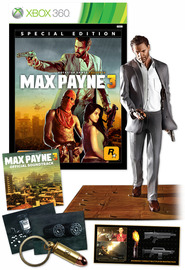 Max Payne 3 Special Edition for X360