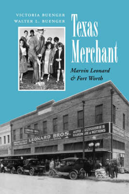 Texas Merchant by Victoria L. Buenger