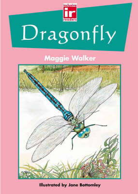 Dragonfly by Maggie Walker