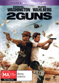 2 Guns on DVD