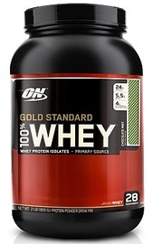 Optimum Nutrition Gold Standard 100% Whey - Chocolate Mint (907g) image