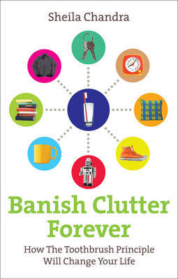 Banish Clutter Forever by Sheila Chandra image