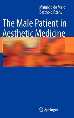 The Male Patient in Aesthetic Medicine by Mauricio De Maio image