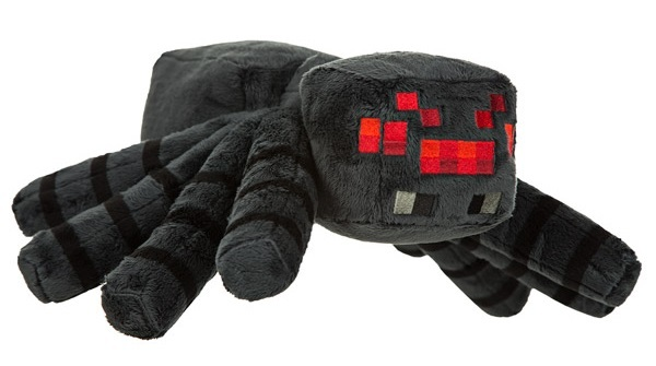 "Minecraft - 13"" Spider Plush"