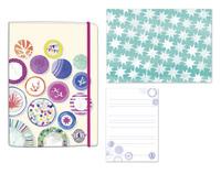 Kirstie Allsopp: B5 Exercise Book - Watercolours