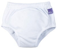 Bambino Mio Training Pants - White (2-3 Years)