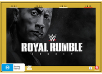 WWE: Royal Rumble Legacy Collection - 2012-2015 (Box Set) on DVD
