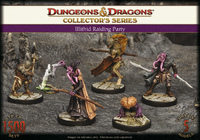 Dungeons & Dragons: Illithid Raiding Party
