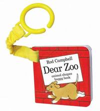 Dear Zoo Animal Shapes Buggy Book by Rod Campbell