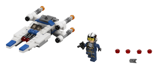 LEGO Microfighter: U-Wing (75160) image