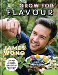 RHS Grow for Flavour by James Wong