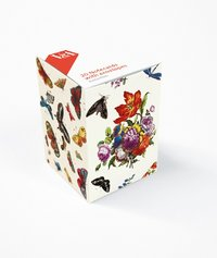 Museum & Galleries: V&A Mini Notecards - Butterflies