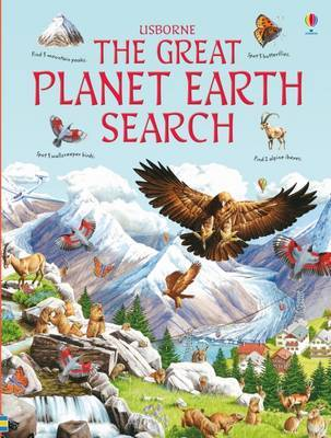 Great Planet Earth Search image