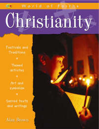 Christianity by Alan Brown image