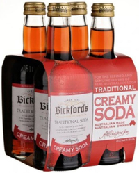Bickfords Traditional Soda - Creamy Soda (275ml)