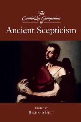 The Cambridge Companion to Ancient Scepticism image