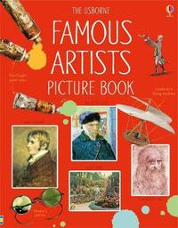 Famous Artists Picture Book image