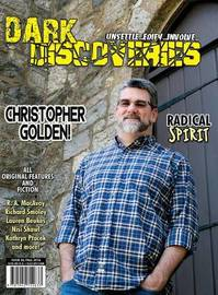 Dark Discoveries - Issue #36 by Christopher Golden