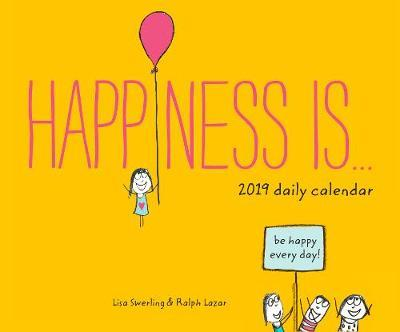2019 Daily Cal: Happiness Is image