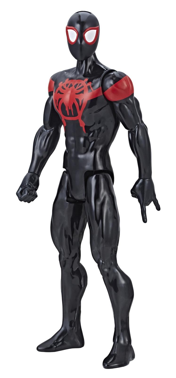 "Spider-Man: Miles Morales - 12"" Titan Hero Figure image"