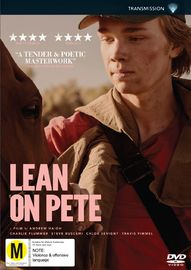 Lean On Pete on DVD