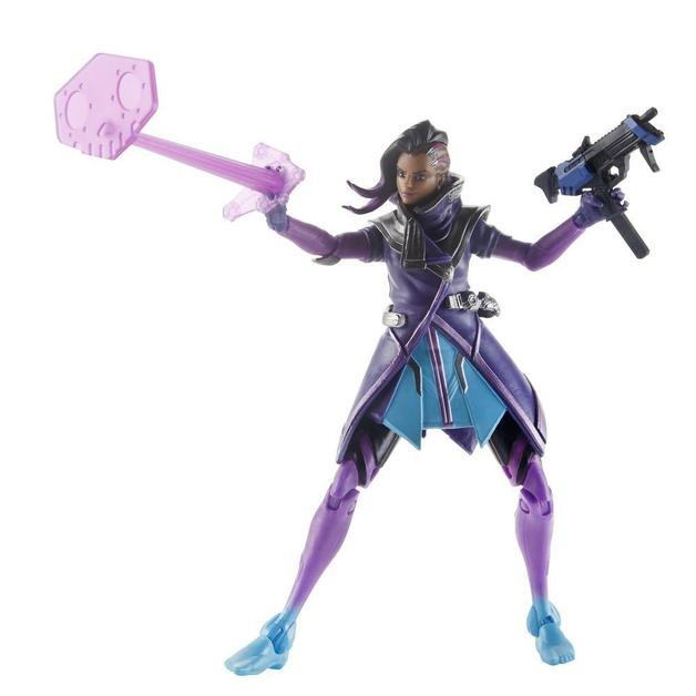 "Overwatch: Ultimates Series 6"" Action Figure - Sombra"