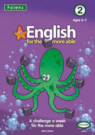 English for the More Able: Bk. 2 by Mary Green image