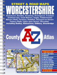 Worcestershire County Atlas image