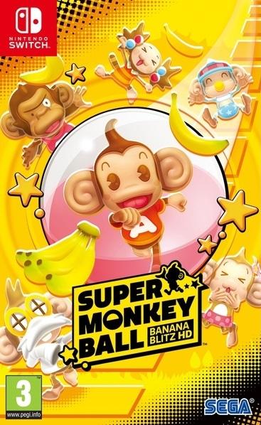 Super Monkey Ball Banana Blitz HD for Switch
