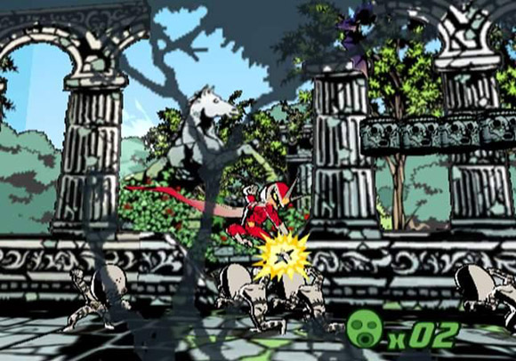 Viewtiful Joe for GameCube image