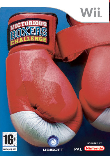 Victorious Boxers: Challenge (AKA Victorious Boxers: Revolution) for Nintendo Wii