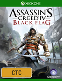 Assassin's Creed IV Black Flag Special Edition for Xbox One