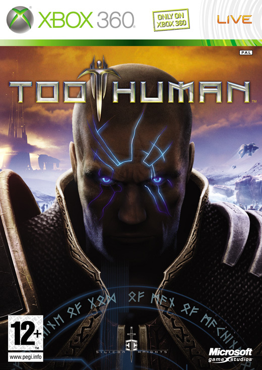 Too Human for Xbox 360