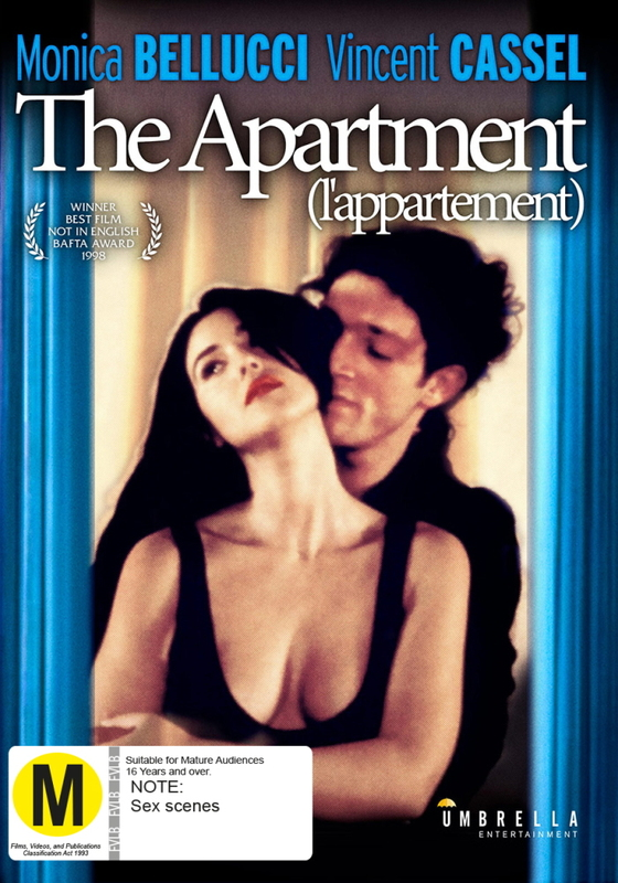 L'Appartement on DVD