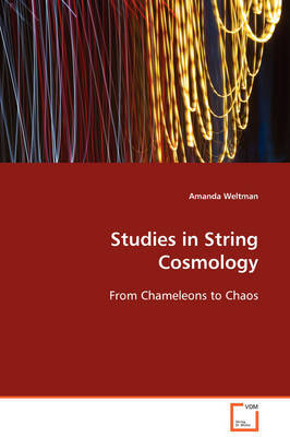 Studies in String Cosmology by Amanda Weltman image