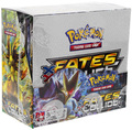 Pokemon TCG XY Fates Collide Booster Box