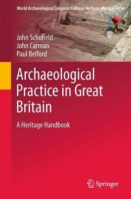 Archaeological Practice in Great Britain by John Schofield image