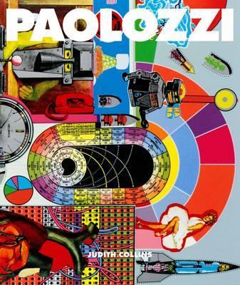 Eduardo Paolozzi by Judith Collins